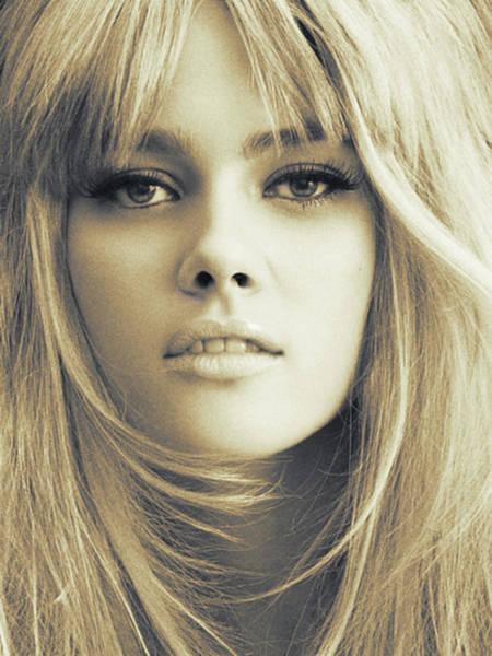 Photograph - Bridget Bardot by Movie Poster Prints