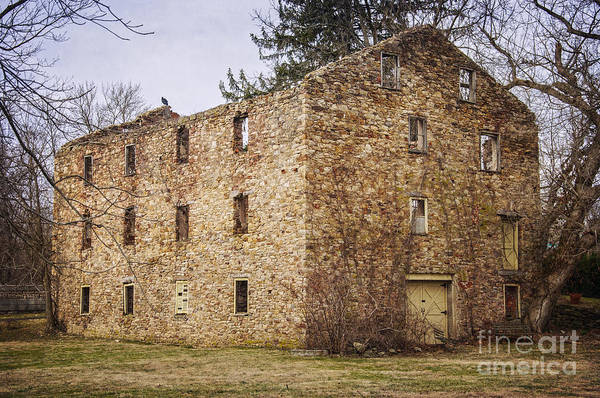 Photograph - Bridgetown Mill by Debra Fedchin