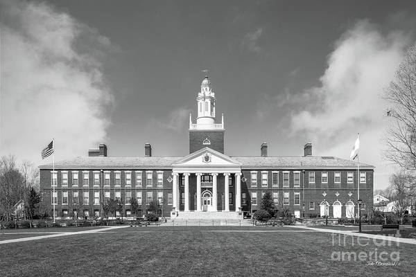 Photograph - Bridgewater State University Boyden Hall by University Icons