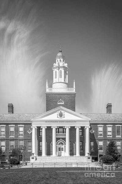 Photograph - Bridgewater State University Boyden  by University Icons