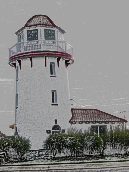 Photograph - Brigantine Lighthouse by Trish Tritz