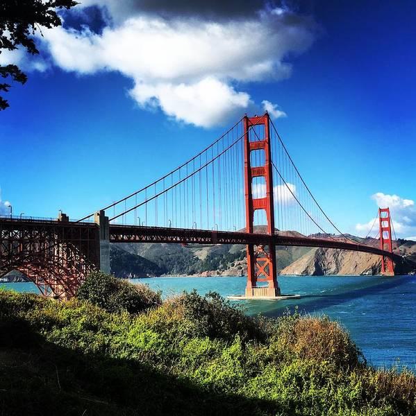 Photograph - Bright Bridge  by Joseph Caban