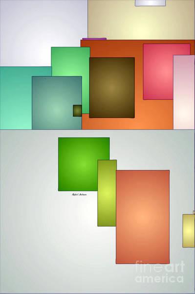 Digital Art - Bright Future by Rafael Salazar