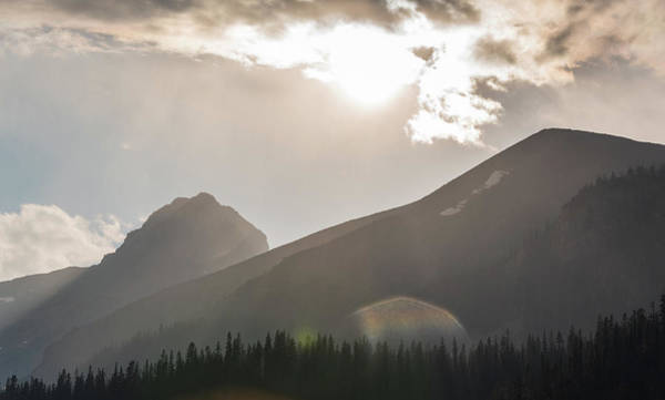 Photograph - Bright Mountain by Kristopher Schoenleber