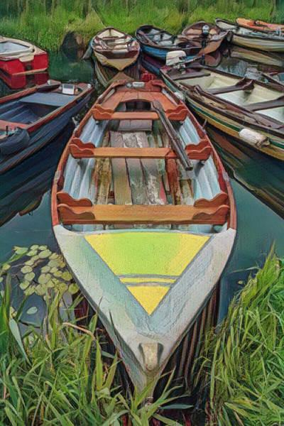Photograph - Bright Watercolors Of Summer by Debra and Dave Vanderlaan