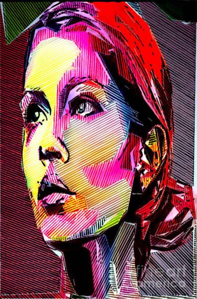 Digital Art - Brighter Look  by Rafael Salazar
