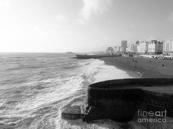 Photograph - Brighton by Karina Plachetka
