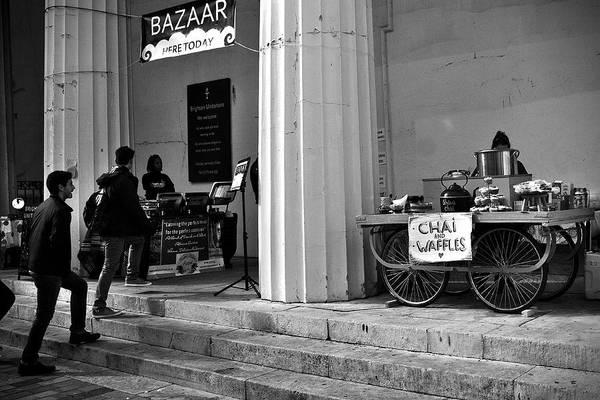 Church Stretton Photograph - Brighton Project 20 by Dorian Stretton