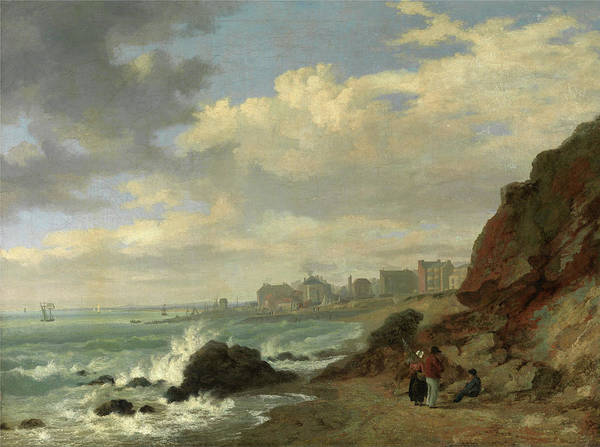 Brighton Painting - Brighton   by William Henry Stothard Scott