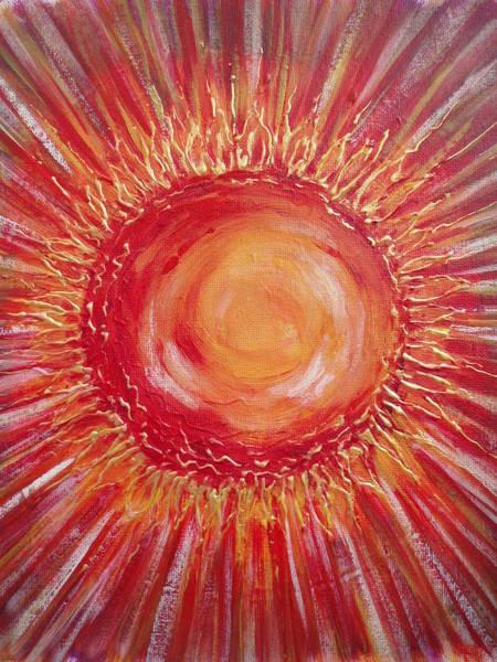 Painting - Brigid Essemce by Tara Moorman