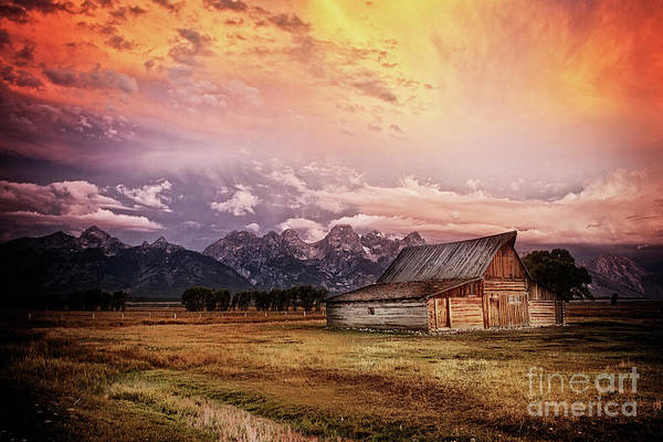 Photograph - Brilliant Sunrise by Scott Kemper