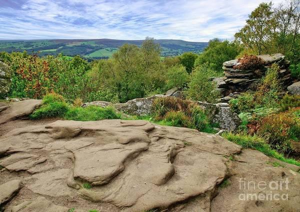 Photograph - Brimham Rocks Near Ripon by Martyn Arnold