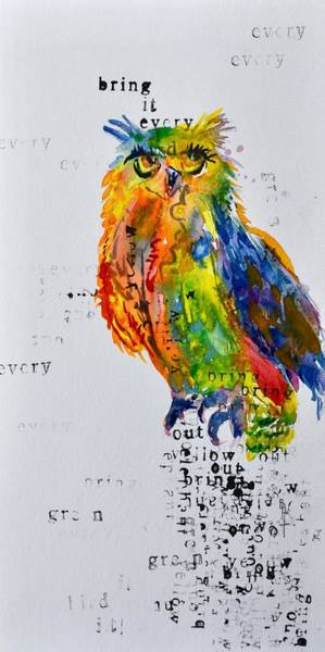 Painting - Bring It Every by Beverley Harper Tinsley
