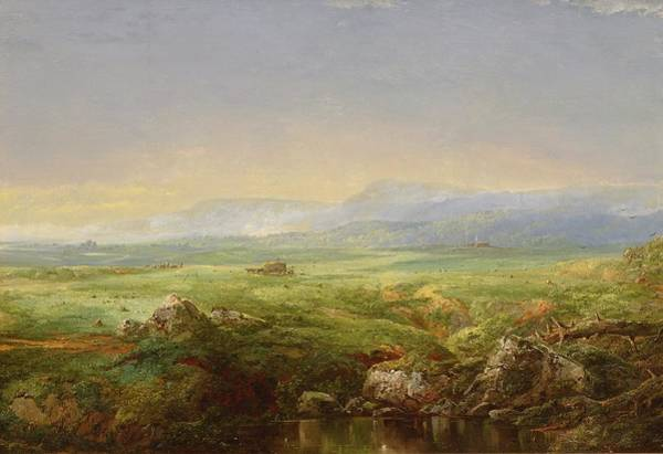 Wall Art - Painting - Bringing In The Hay by William Louis