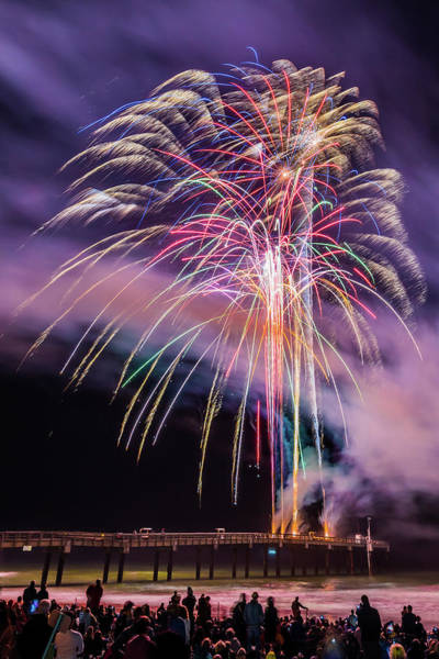 Photograph - Bringing In The New Year by Stacey Sather