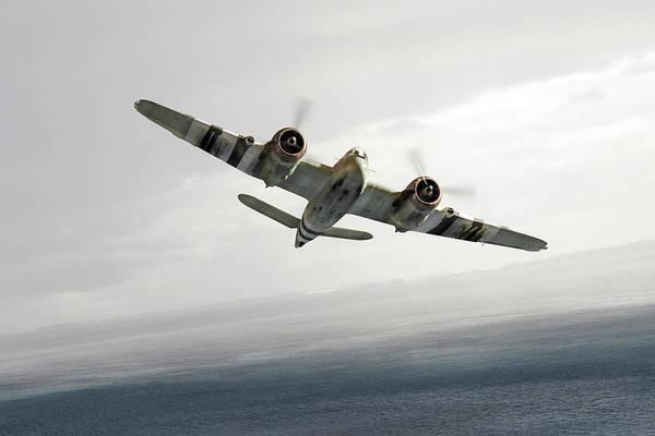Photograph - Bristol Beaufighter Tfx by Gary Eason