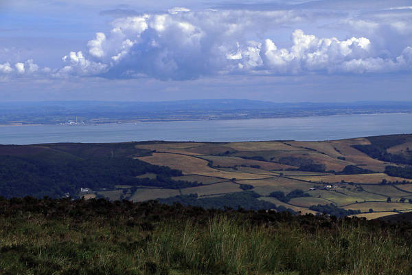 Photograph - Bristol Channel by Tony Murtagh