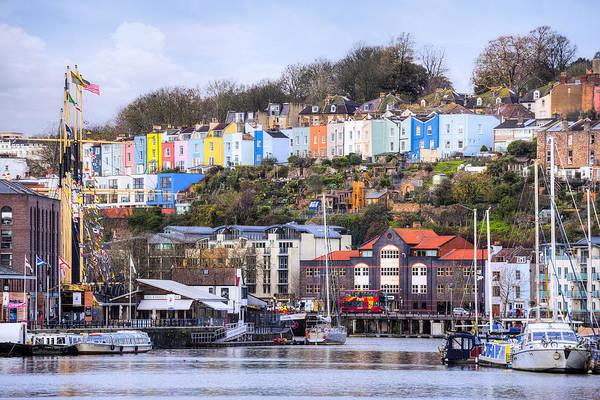 Bristol Wall Art - Photograph - Bristol - England by Joana Kruse