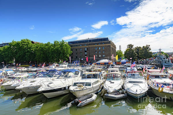 Photograph - Bristol Harbour Festival by Colin Rayner