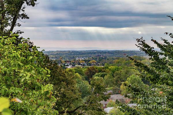 Photograph - Bristol Hill Vista by William Norton