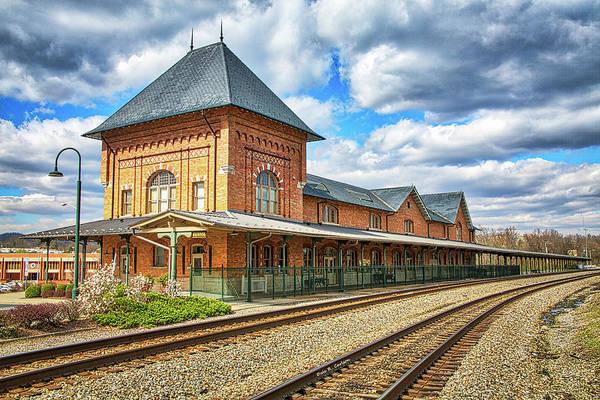 Photograph - Bristol Train Station by Dale R Carlson