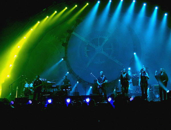 Photograph - Brit Floyd Space And Time World Tour 2015.2 by Tanya Filichkin