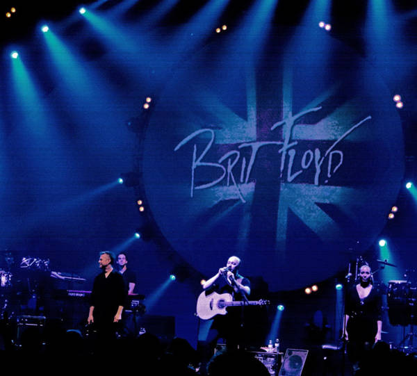 Photograph - Brit Floyd Space And Time World Tour 2015.3 by Tanya Filichkin