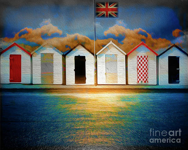 Photograph - Britain Revisited by Edmund Nagele