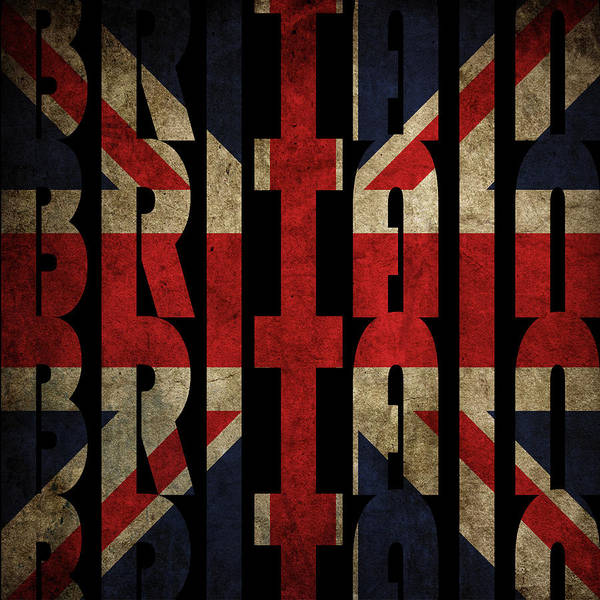 Photograph - British Flag by Andrew Fare