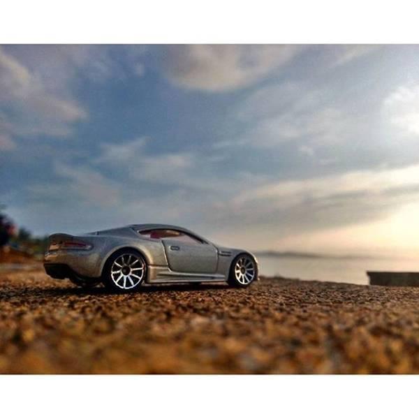 Aston Martin Photograph - British Morning | #reizstyle | by Reiziel Hd