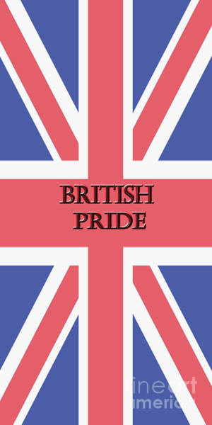 Photograph - British Pride by Judy Hall-Folde