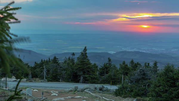 Photograph - Brocken, Harz - Just After Sunrise by Andreas Levi