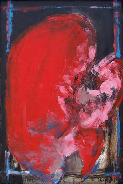 Painting - Broken Heart by Katt Yanda