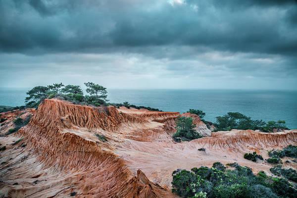 Marine Layer Photograph - Broken Hill II by Alexander Kunz