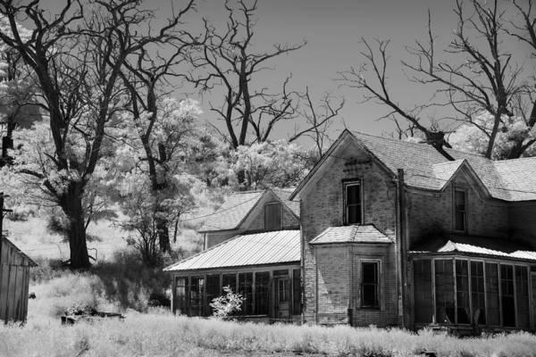 Photograph - Broken Home by Jon Glaser