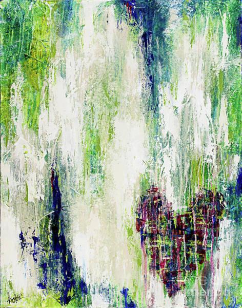 Wall Art - Painting - Broken by Kirsten Reed
