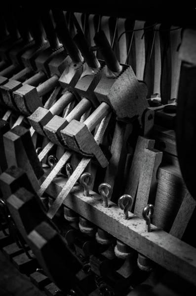 Photograph - Broken Piano by Adam Reinhart
