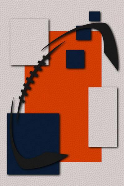 Iphone 4s Wall Art - Photograph - Broncos Football Art by Joe Hamilton