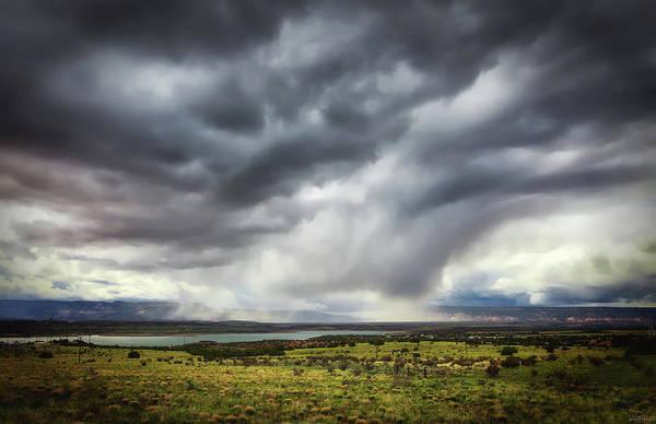 Photograph - Brooding Sky by Rick Furmanek