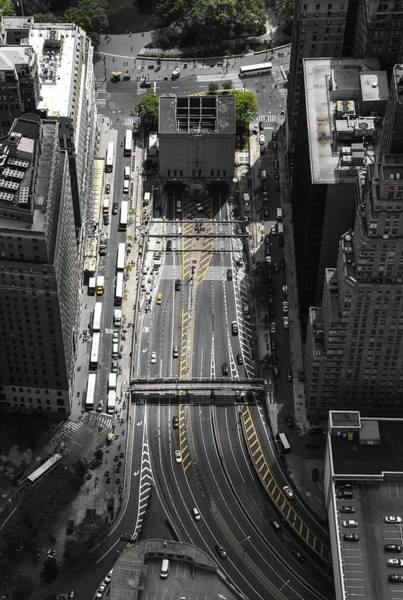 Photograph - Brooklyn-battery Tunnel  by Rand