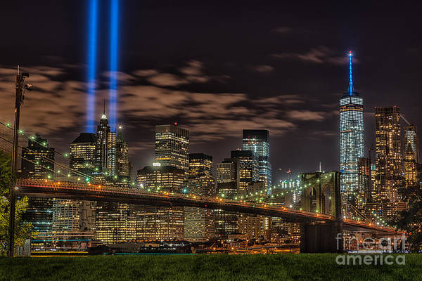 Photograph - Brooklyn Bridge Park And The Tt by Alissa Beth Photography