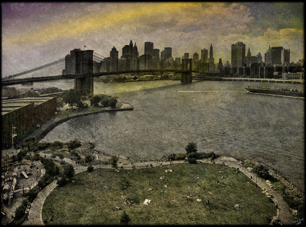 Photograph - Brooklyn Bridge Park by Chris Lord