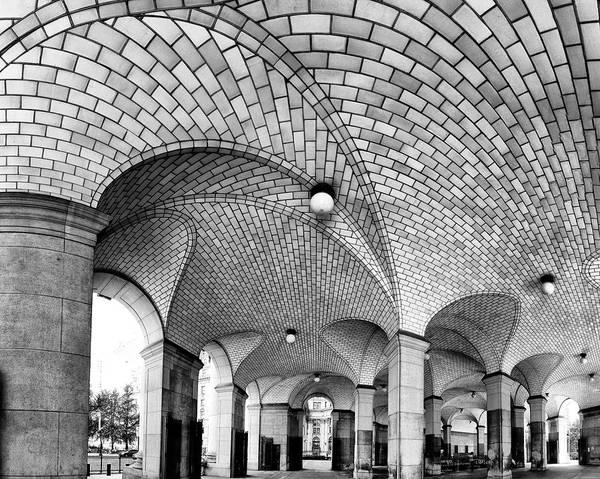 Photograph - Brooklyn Bridge Station Giga by Dave Beckerman