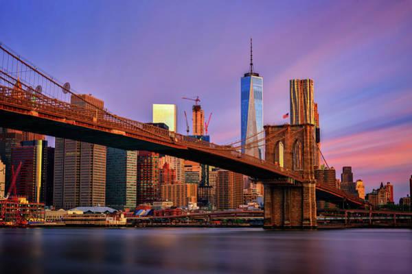 Photograph - Brooklyn Morning by Rick Berk