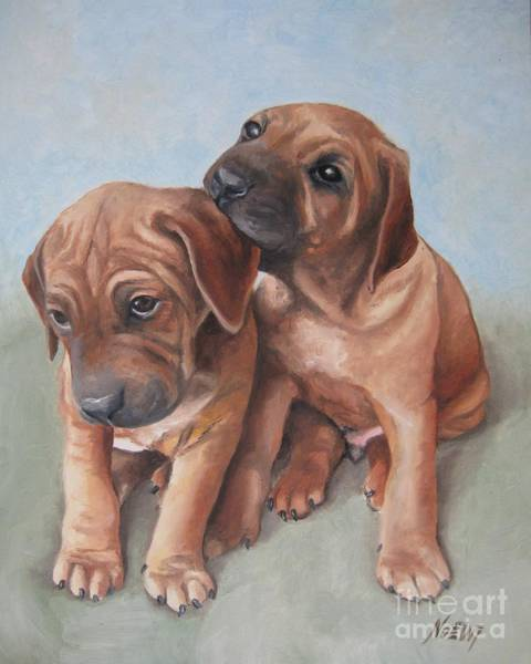 Brothers Art Print