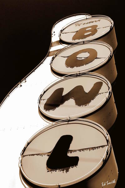 Brown Bowl Art Print