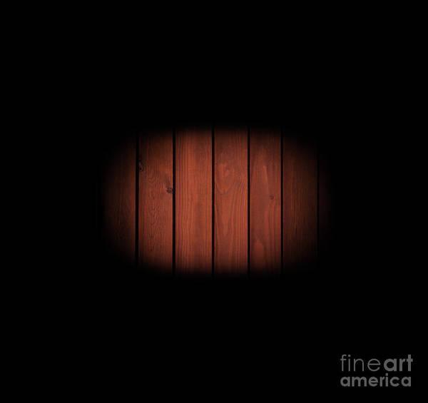 Wall Art - Photograph - Brown Dark Boards Texture Abstract by Arletta Cwalina