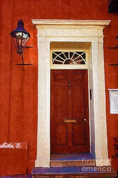Photograph - Brown Door by Donna Bentley