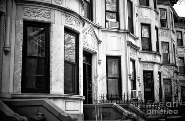 Wall Art - Photograph - Brownstone Windows by John Rizzuto