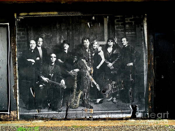 Wall Art - Photograph - Bruce And The E Street Band by Ed Weidman